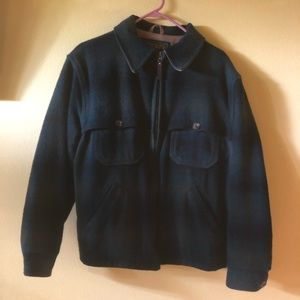 Vintage Woolrich Wool Heavy Coat